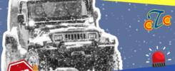 Consejos para conducir con nieve o hielo - Centro Técnico de Conductores